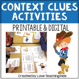 Context Clues Unit- How to figure out the meaning of words