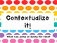 """Contextualize """"Like a Historian"""" WH Posters/5W's Posters"""