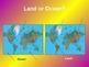 Continent Map Presentation