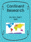 Continent Research Reports