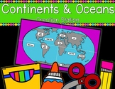 Continents and Oceans Creation Station