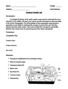 Contour Model Lab