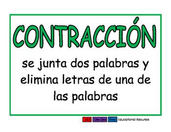 Contraccion verde