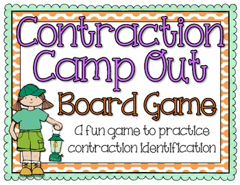 Contraction Camp Out Game