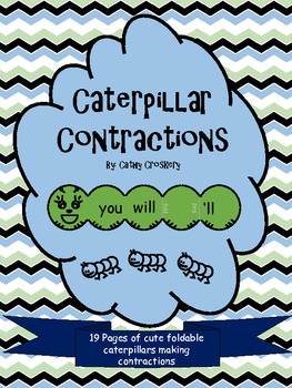 Contraction Caterpillars