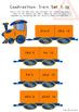 Contraction Dominoes Train