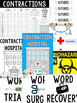 Contraction Hospital Word Surgery