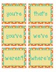 Contraction Memory Game
