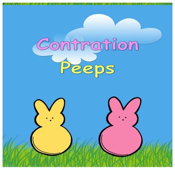 Contraction Peeps