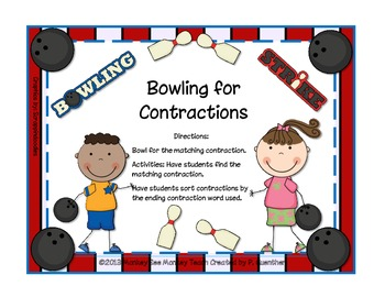Contractions: Bowling for Contractions