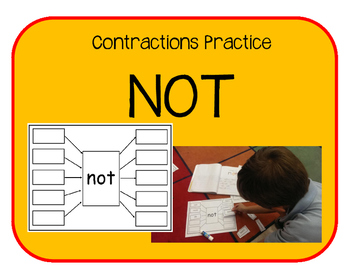 Contractions Center- Combinations with NOT