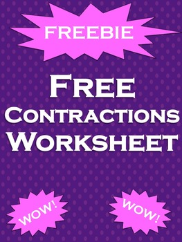Contractions FREE