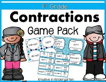 Contractions Game Pack
