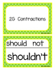 Contractions Password and Powerpoint