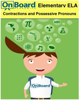 Contractions and Possessive Pronouns-Interactive Lesson