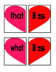 Contractions word match