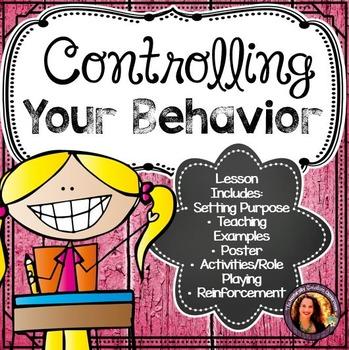 Controlling Your Behavior