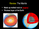 Convection Cells in the Mantle Powerpoint
