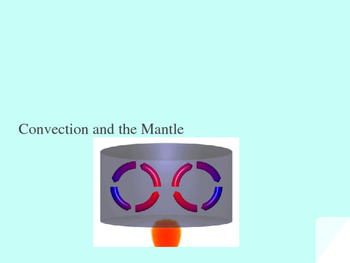 Convection and The Mantle Powerpoint