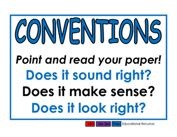Conventions blue