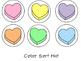 Conversation Heart Math Activities