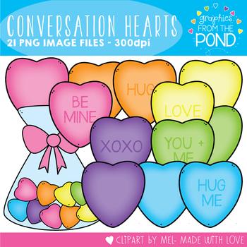 Conversation Hearts