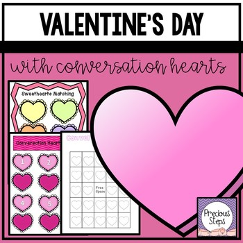 Conversation Hearts Valentine's Day