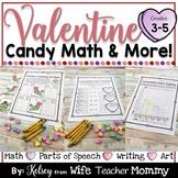 Conversation Hearts Candy Math Valentine's Day