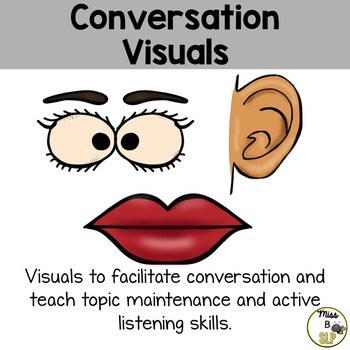 Conversation Visuals
