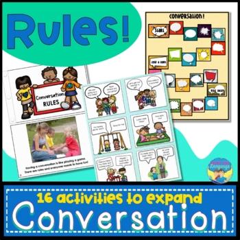 Conversation Skills and Social Skills: Applying the Rules