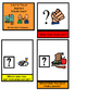 Conversational Visual Starters Combo: Breakfast, Lunch and