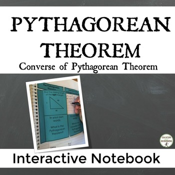 Converse of Pythagorean Theorem: Notes and Practice for In