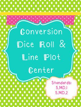 Conversion Line Plot Center