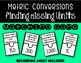 Conversions Matching Games BUNDLE