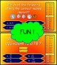 Converting Decimals to Fractions Power Point Millionaire Game