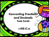 Converting Fractions AND Decimals