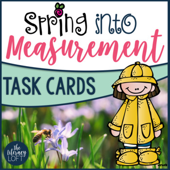 Converting Units of Measurement Task Cards {Spring into Me
