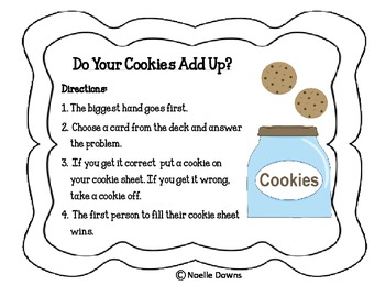 Cookie Addition