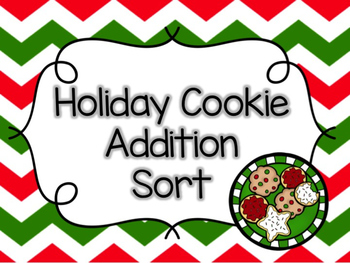 Cookie Addition Sort