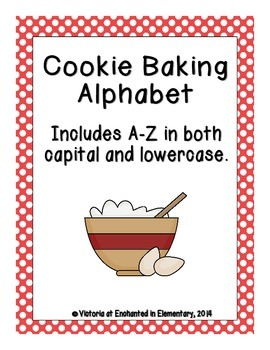 Cookie Baking Alphabet! Letter and Sound Recognition Game