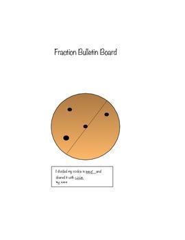 Cookie Fraction Bulletin Board