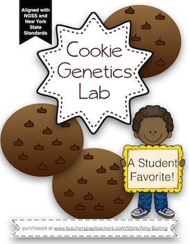 Cookie Genetics Lab (aligned with NGSS and New York State