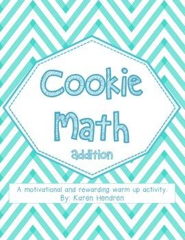 Cookie Math - Addition