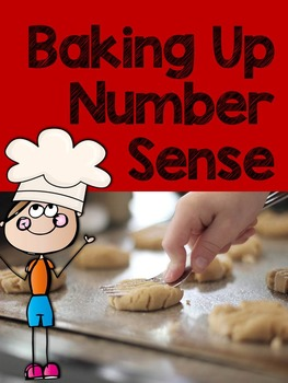 Number Sense Bakery: A Counting Cookie Shop