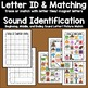 Cookie Sheet & Magnet Letters Activity Bundle {A pack of l