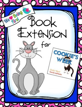 Cookie's Week: Book Extension K-2