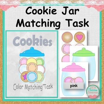 Cookies Color Matching Task