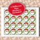 Cookies for Santa 3x3 Bingo 30 Cards