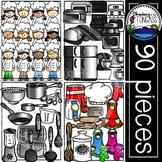 Cooking Clipart MEGA Bundle
