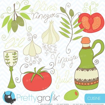 Cooking clipart commercial use, vector graphics, digital c